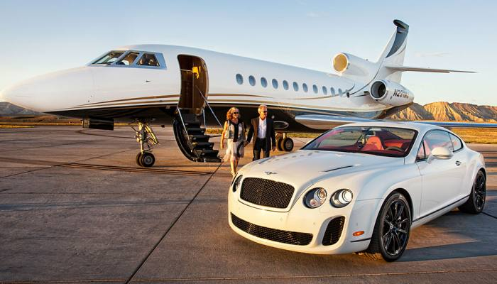 Fly When It Suits You  Charter A Private Jet  LuxuryTalkau